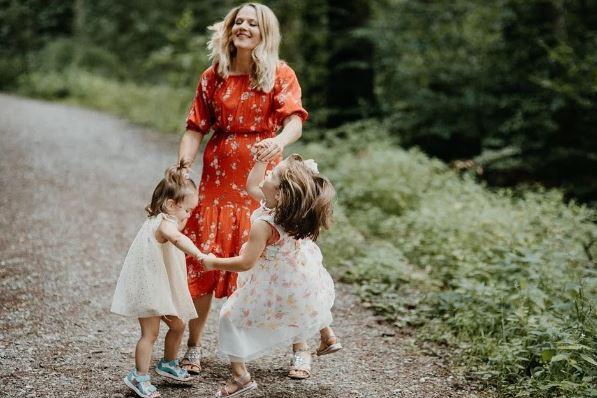 ideas para complacer una madre joven